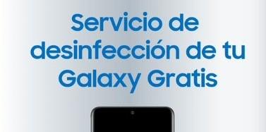 Esteriliza tu celular con luz UV en los Puntos de Servicio Samsung