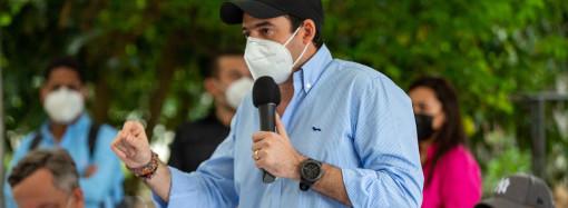 Carrizo Jaén: 'tenemos la gente mejor preparada para superar la pandemia'