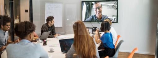 Durante la incertidumbre, las reuniones en línea nos mantienen conectados