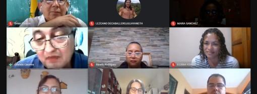 33 docentes de la región educativa de Chiriquí inician Diplomado Virtual en Ciencias Naturales