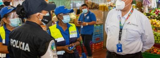 Realizan inspección preventiva de Trabajo Infantil en Merca Panamá