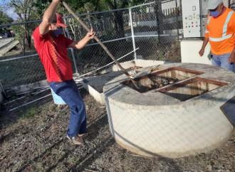 Miviot atiende denuncia por derrame de aguas servidas en proyecto habitacional en Pesé