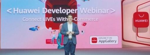 Las tecnologías mejoradas de Huawei ayudan a las plataformas de e-commerce y a los vendedores a ofrecer una experiencia de streaming en vivo más inteligente