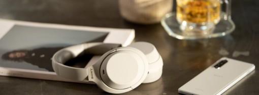 Sony anuncia los auriculares inalámbricos WH-1000XM4 con cancelación de ruido líder en la industria1