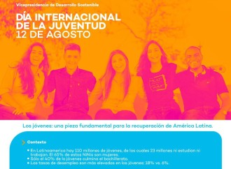 Infraestructura y habilidades técnicas y socioemocionales, claves para mejorar la educación en los jóvenes de América Latina