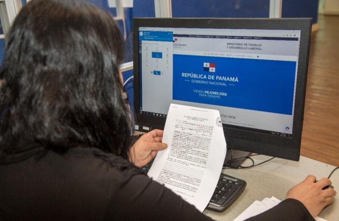 A partir de hoy inicia el pago de B/. 50.00 balboas a trabajadores con contratos suspendidos antes del 15 de agosto
