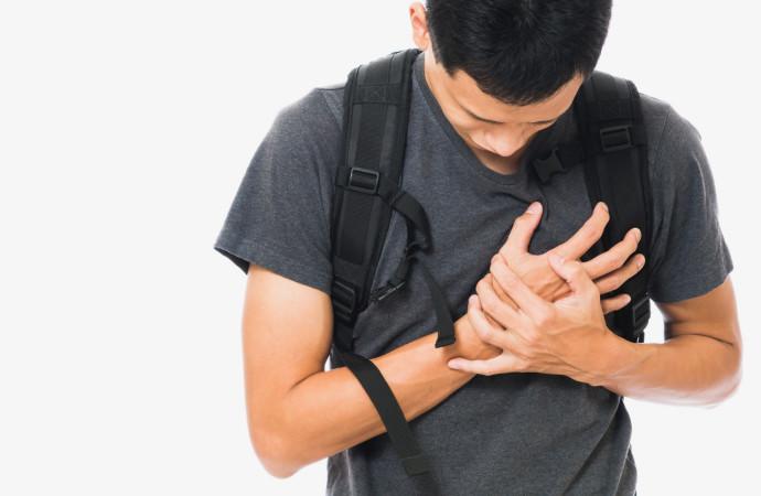Angustia emocional dispara cardiomiopatía durante la pandemia COVID-19
