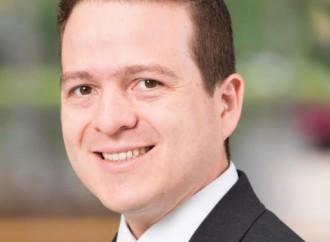 BCIEelige al Lic. Jaime Roberto Diaz Palacioscomo su nuevo Vicepresidente Ejecutivo