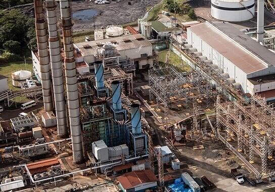 Normalizanevento eléctricoen la Central de Bahía las Minas