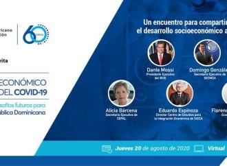 Foro: BCIE Impacto Económico y Social del COVID-19, desafíos futuros para la región