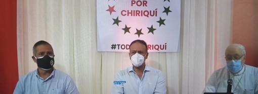 Crean alianza para romper cadena de transmisión del Covid-19 en Chiriquí