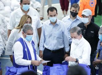 Gremios empresariales se suman a tareas del Gobierno para combatir la pandemia