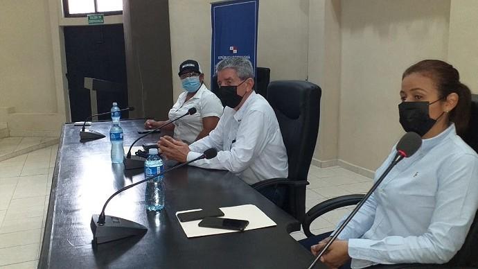 Viceministro Batista insta apromotores en Chiriquíimpulsar proyectos de interés social