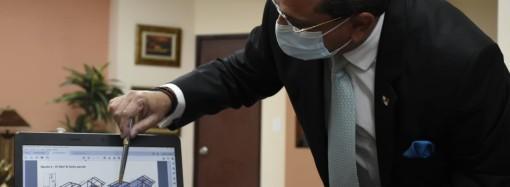Ministro Paredes presentará plan de viviendas y emprendimiento al Gabinete