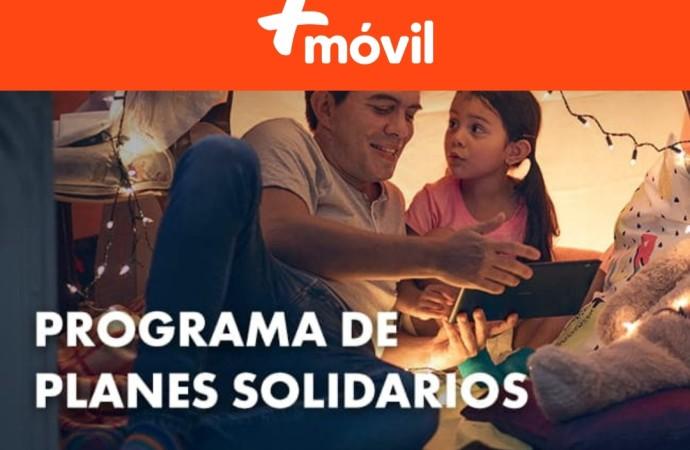 +Móvil activa planes especiales en servicios residenciales y móviles con el programa Plan Solidario para apoyar a panameños afectados por la pandemia