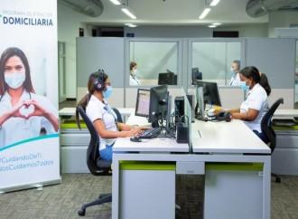 Programa piloto de Atención Domiciliaria atiende a más de 400 pacientes Covid-19 en su primer mes de actividad