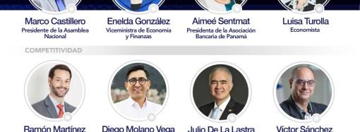 """Foro Internacional: """"Economía, Competitividad y futuro de Panamá"""""""