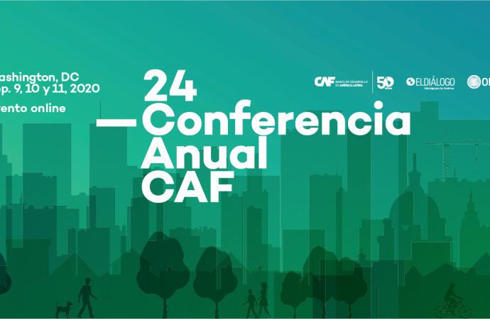 Los desafíos para fortalecer la democracia en América Latina en tiempos de pandemia, uno de los ejes de la 24 Conferencia CAF