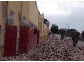 Terremoto en Argentina deja un muerto y diez heridos