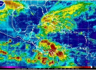 Sinaproc declara «Alerta Verde» nacional por 72 horas por los pronósticos de lluvias