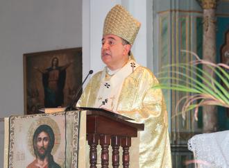 Agenda del arzobispo en Semana Santa en Panamá