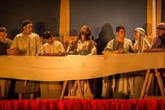 La Pasión, Muerte y Resurrección de Jesús toma vida en el interior del país