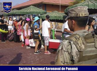 El SENAN activado en la prevención, vigilancia y seguridad durante la Semana Santa