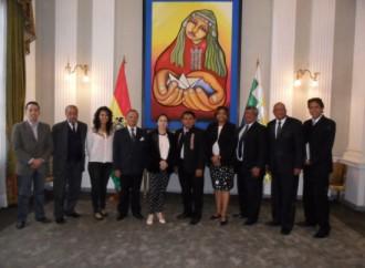 Panamá y Bolivia celebran I Reunión Técnica Bilateral en La Paz