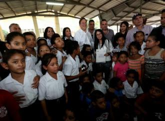 Gobierno destina B/.22 millones para obras en educación, deporte e infraestructura vial en La Chorrera