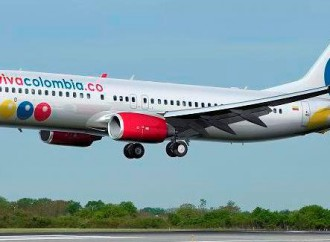 VivaColombia logra disminuciones hasta un 78% en tarifasaéreas entre Panamá y Colombia