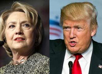 Hillary Clinton y Donald Trump a término de empate según encuesta electoral en EEUU