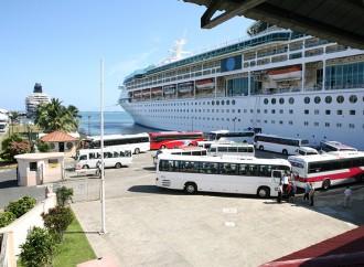 Transporte de Colón se va preparando para recibir la próxima temporada de cruceros