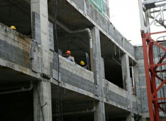 Obras civiles en la Ciudad de la Salud avanzan a buen ritmo