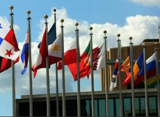 Crisis internacional de refugiados marca la agenda del Presidente y Vicepresidenta en la Asamblea General de Naciones Unidas