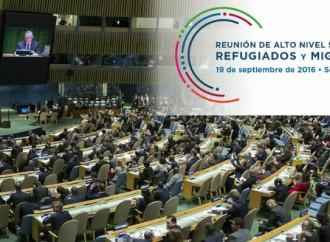 Hoy Naciones Unidas analizará los desplazamientos de refugiados y migrantes en reunión de Alto Nivel