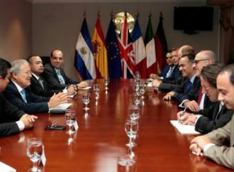 El Salvador y la Unión Europea reafirman lazos de amistad y cooperación