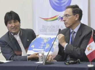 Bolivia y Perú pactan reuniones técnicas sobre el Tren Bioceánico