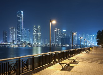 Alumbrado público LED:Ahorro y eficiencia para ciudades inteligentes