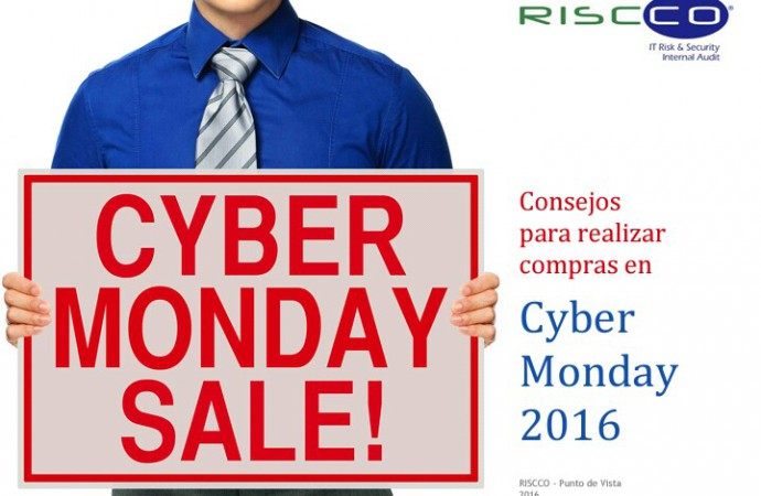 10 Consejos para realizar de forma segura sus compras en Cyber Monday 2016