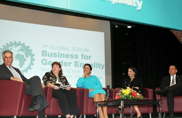 Países impulsan equidad de género a través delIII Foro Global de Empresas por la Igualdad de Género