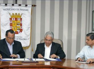 Buhoneros del Terraplén se mudarán en enero al Edifico Las Américas