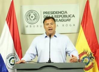 Paraguay y Bolivia estrechan relaciones binacionales