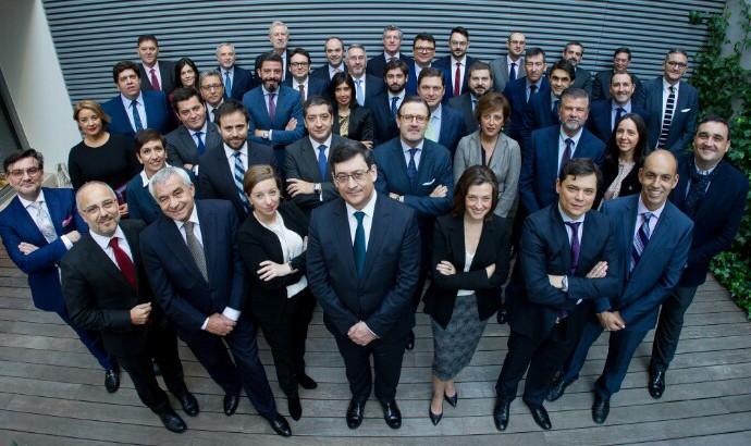 Socios y Directores de LLORENTE & CUENCAcelebran en Lisboa Reunión Internacional de su Plan Estratégico 2017-2019