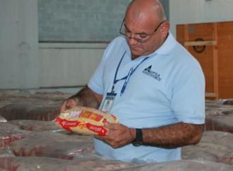 AUPSA retuvo más de 75 mil kilos de arroz con gorgojos