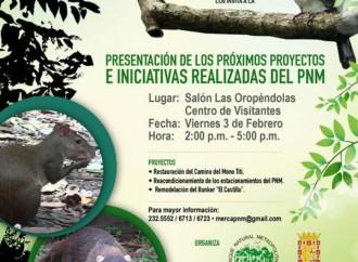 Participa de la presentación de proyectos del PNM este viernes 3 de febrero