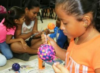 INAC de la mano con los niños a través del programa de Iniciación Musical Temprana