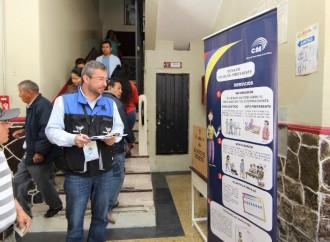 Observadores internacionales reseñan normalidad en elecciones de Ecuador