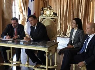 Presidente Varela sanciona ley que crea Fondo de Promoción Turística