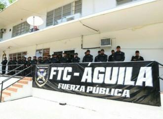 En 5 días de acción la FTC Águila ejecutó 10,691 operaciones