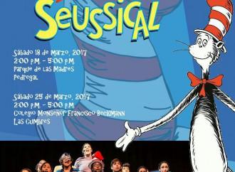 Pedregal y Las Cumbres disfrutarán musical del Dr. Seuss